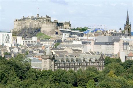 The deal will support a range of projects including a new concert hall for Edinburgh (PIC Marketing Edinburgh)