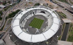 Stadium: Sale to West Ham has collapsed
