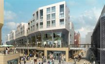 The proposed Sevenstone scheme in Sheffield has been on hold for four years
