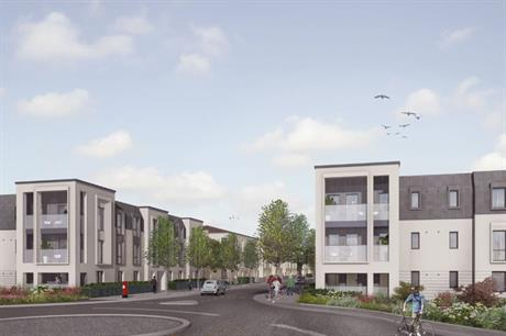 Foxhill housing zone's ambitions are being set out in a draft charter  (PIC HTA Design)