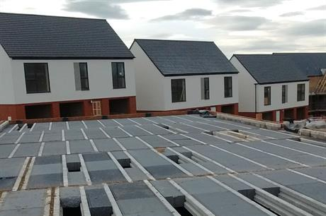 NatWest Group's bond focuses on delivery of affordable homes by not-for-profit housing associations (PIC Josephine Smit)