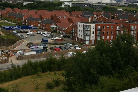The audit looked at more than 140 large-scale housing developments across England