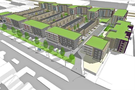 Circle Housing plans to recruit an architect to help develop the designs for its Havering site