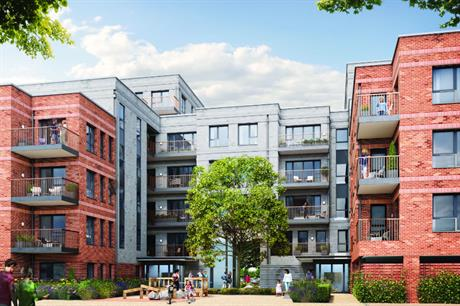A2Dominion aims to provide homes across a range of social and affordable tenures in the Hounslow West scheme
