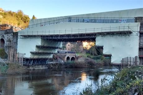 English Heritage used crowdfunding for the first time to support conservation work on the famous Iron Bridge