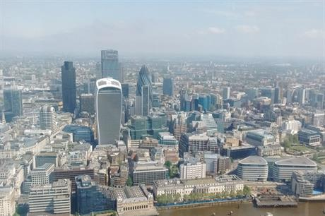 The London mayor is promoting the principles of good growth for the capital  (PIC Josephine Smit)
