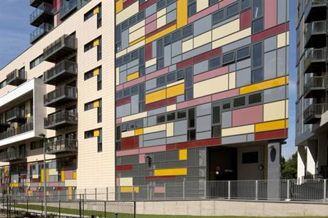 A S106 agreement was used to secure affordable space for workers in creative industries at Matchmakers Wharf, Hackney (PIC Acme)