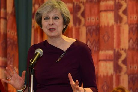 Prime minister Theresa May this week announced funding for housing