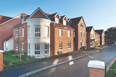 McCarthy & Stone is offering homes but the NHS still needs more space (PIC McCarthy & Stone)