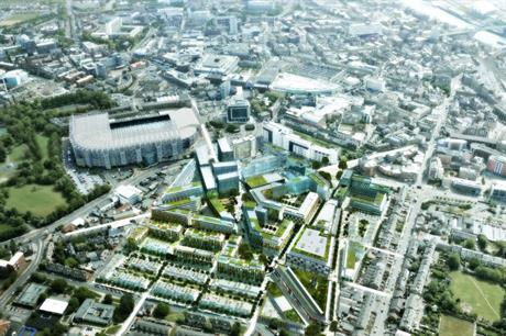 Legal & General Capital is backing development at Newcastle's Science Central