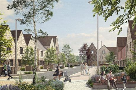 Nationwide Building Society is challenging convention with its Oakfield scheme (PIC Metropolitan Workshop)