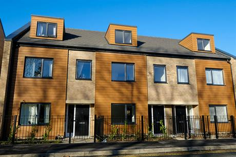 New homes for low cost rent and shared ownership in Castlefields, Runcorn, delivered by Onward