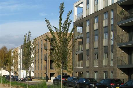 Block heights vary across Oval Quarter (PIC Jeremy Estop)