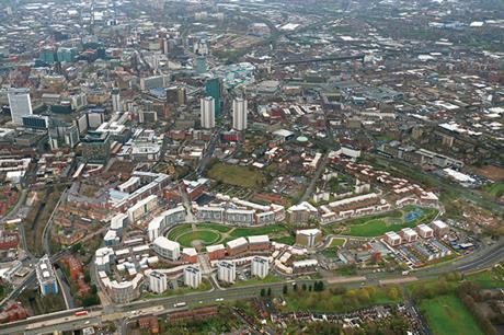 Housebuilder Crest Nicholson's redevelopment of Birmingham's Lee Bank estate was a major transformation (PIC Gardner Stewart Architects)