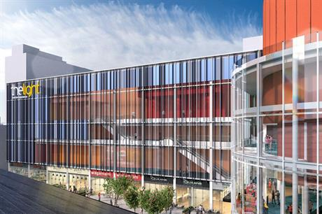 Muse Developments' cinema and restaurants are part of plans to regenerate Preston's city centre