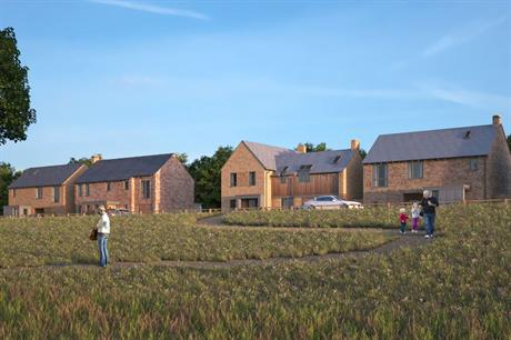 The planned South Seaham community will have a range of open spaces (PIC Tolent)