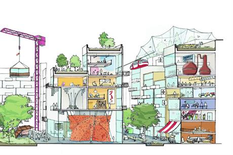 Sidewalk Labs' vision of the smart and sustainable community of the future