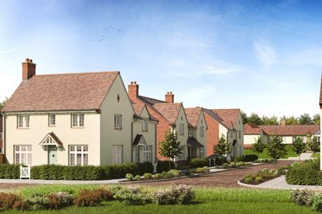 Around two thirds of the homes at Chartist Garden Village are expected to be affordable (PIC Pobl Group)