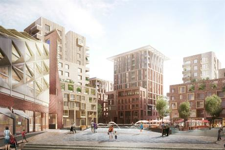 Thamesmead's planned civic quarter aims to establish quality in buildings and public realm