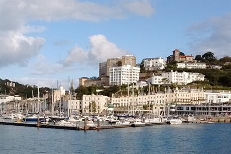 Torquay will gain £21.9 million under its town deal with government to modernise its town centre (PIC Josephine Smit)