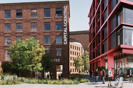 Regeneration of Weir Mill is a key project for Stockport and its Mayoral Development Corporation (PIC BDP)