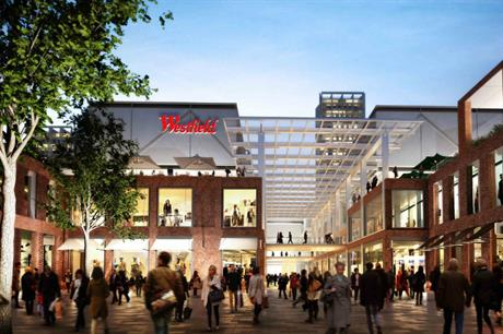 Redevelopment of the Whitgift Centre aims to improve Croydon's retail, leisure and restaurant offer