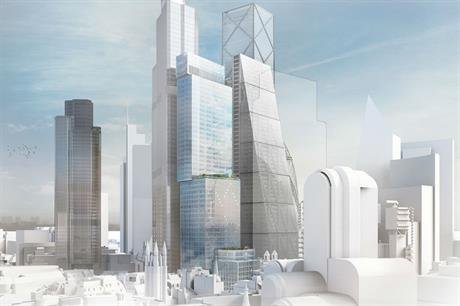 Wilkinson Eyre's design for the latest City of London tower is now 10 storeys taller