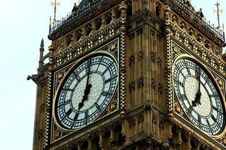 "Pugin was involved in the design of ""Big Ben"" in London (Pic: John Morgan via Flickr)"