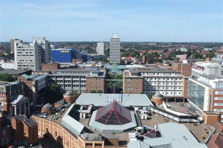 Report says young professionals are increasingly living in city centres