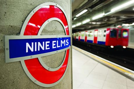 The Northern Line Extension will run to Battersea Power Station, via Nine Elms