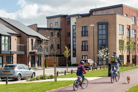 Review Millennium village produces quality modern architecture