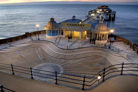 North Norfolk council invested in Cromer's pier and theatre as part of its regeneration strategy (PIC North Norfolk Council)