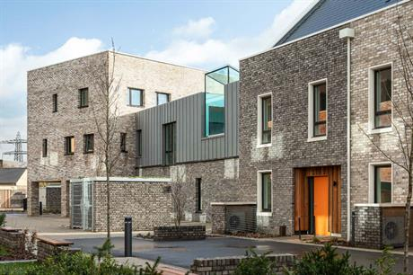 Marmalade Lane is part of a wider development area (PIC Mole Architects)