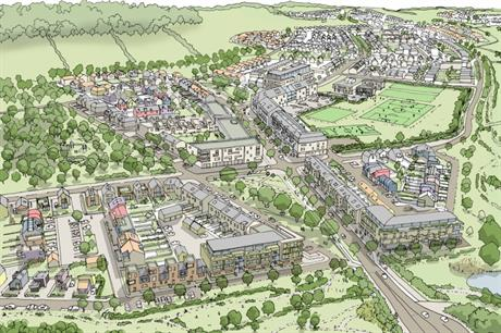 The design code for Graven Hill is kept under review to ensure it remains relevant (PIC Graven Hill Development Company)