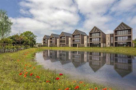Many natural features are integrated into the scheme (PIC PRP)