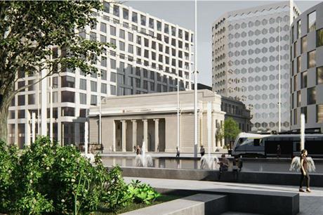 University of Birmingham is setting up a base in the city centre (PIC University of Birmingham)