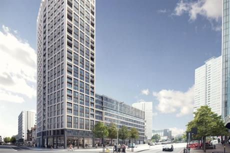 New designs will replace SBQ1 and SBQ2 at Smallbrook Queensway (PIC NORR)