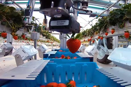 Seven developments you need to know about in harvesting automation