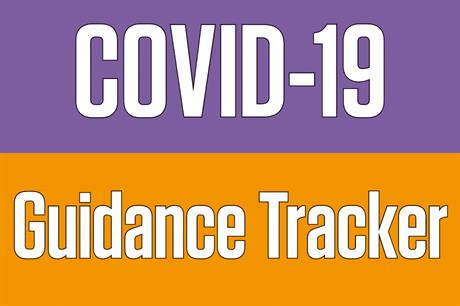 COVID-19 Guidance Tracker: LIVE TABLE