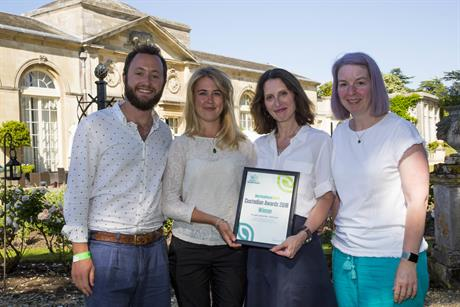 Four weeks to go to entry deadline for the Horticulture Week Custodian Awards 2019