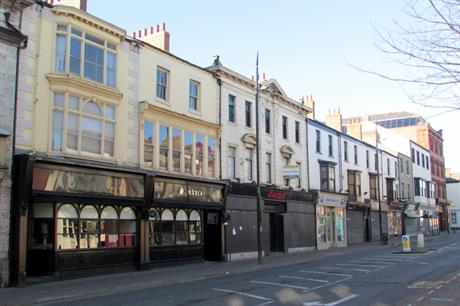 How is the landscape sector helping to reinvent the high street?