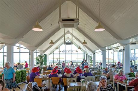 How are garden centres fine-tuning their catering offer?