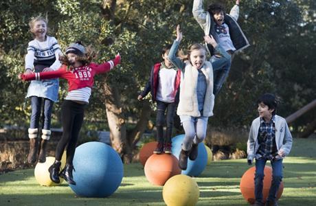 Case study: How was the new Children's Garden at Royal Botanic Gardens Kew built?