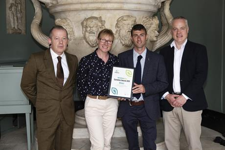 Stars of parks and gardens world revealed as Horticulture Week Custodian Awards 2019 winners announced