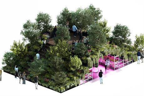 What insight do gardens planned for Chelsea give us into planting trends for 2019?