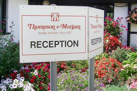 How Thompson & Morgan became the biggest online plant and seed seller