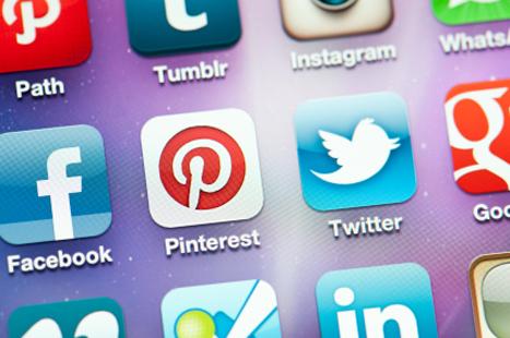 Social media blurs personal and professional boundaries (Image: iStock)