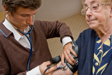 GPs should not assume that elderly and frail patients who have difficulty communicating lack capacity (Photograph: SPL)