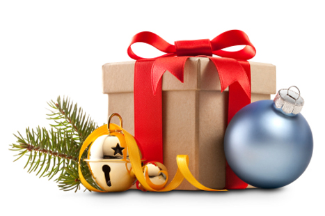 Small gifts are allowable, but larger presents may be subject to tax (Picture: iStock)