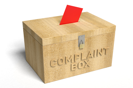 Practices should initially try to solve complaints locally (Image: iStock)